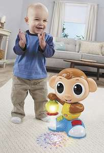 Lights N Go Monkey £15 @ Tesco direct
