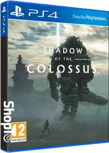 [PS4] Shadow of the Colossus - £21.85 - Shopto