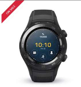 Huawei Watch 2 Sport SmartWatch £180 Price is with 10% email discount @ Hsamuel