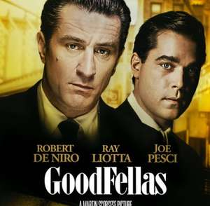 Goodfellas iTunes £4.49 4K