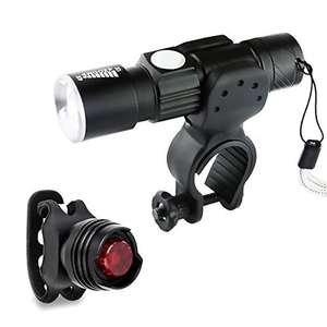 Multi purpose USB Torch/Bike Light £7.79 prime/ £11.79 none prime Sold by Morcoo Fulfilled by Amazon