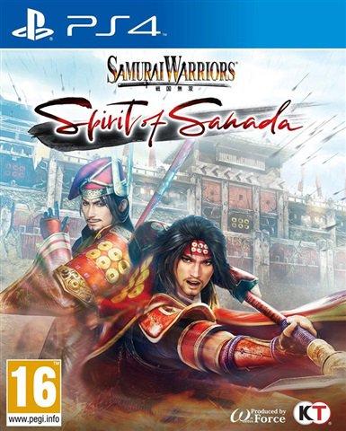 Samurai Warriors Spirit Of Sanada (PS4) £10 (Preowned) @ CeX (In-Store)