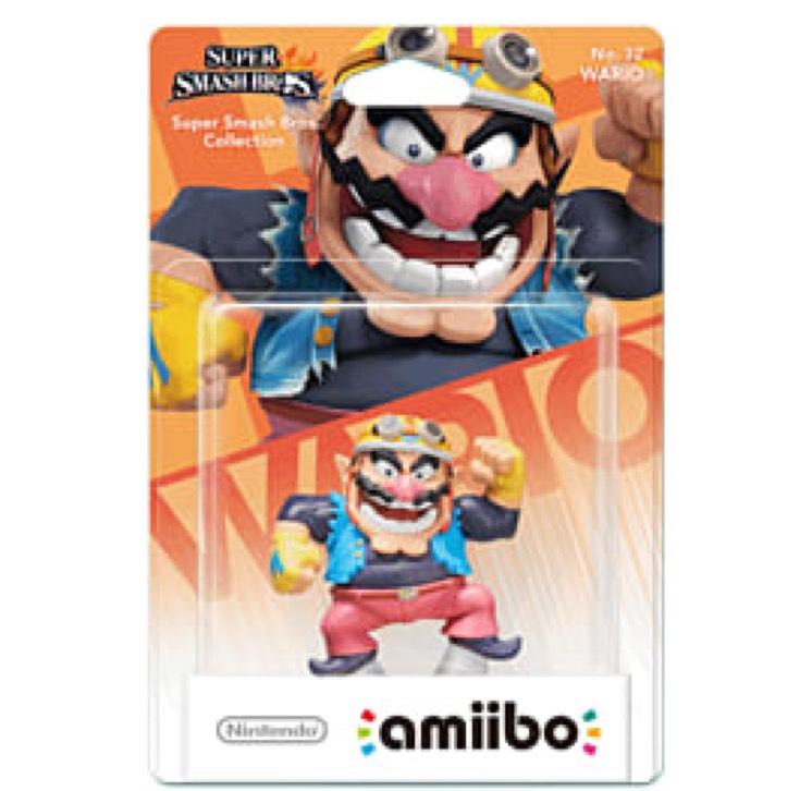 Wario Amiibo 99p @ GAME (Del)