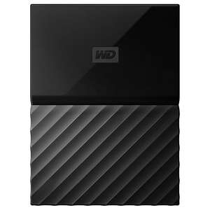 My Passport 4TB Black + 3 Year Warranty £99.99 @ John Lewis