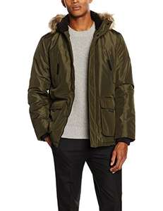 Jack & Jones Men's Jcohollow Parka Jacket, £16.20 Amazon/student(plus delivery £3.99 non prime)