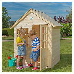TP Wooden Playhouse (was £150) Now  £90 @ Tesco Direct