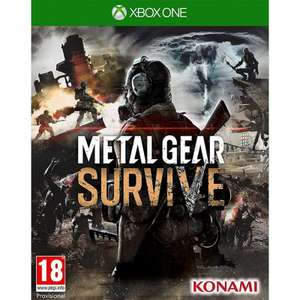Metal Gear: Survive - PS4 OR XBOX ONE - £21.95