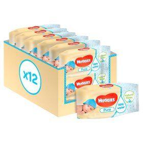 Huggies baby wipes 12 pack £6 @ Asda