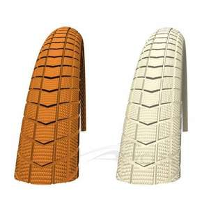 Schwalbe Little Big Ben Active Rigid Tyre Reflex 700x38 in a  Nice Brown Colour Only - £8.79 / £12.78 delivered @ Acycles