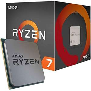 AMD YD180XBCAEWOF RYZEN 7 1800X 8-Core 3.6 GHz AM4 95W Processor £267.48 @ Amazon
