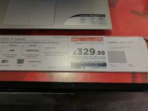 Lenovo ideapad i3 full hd £329.99 @ PC World