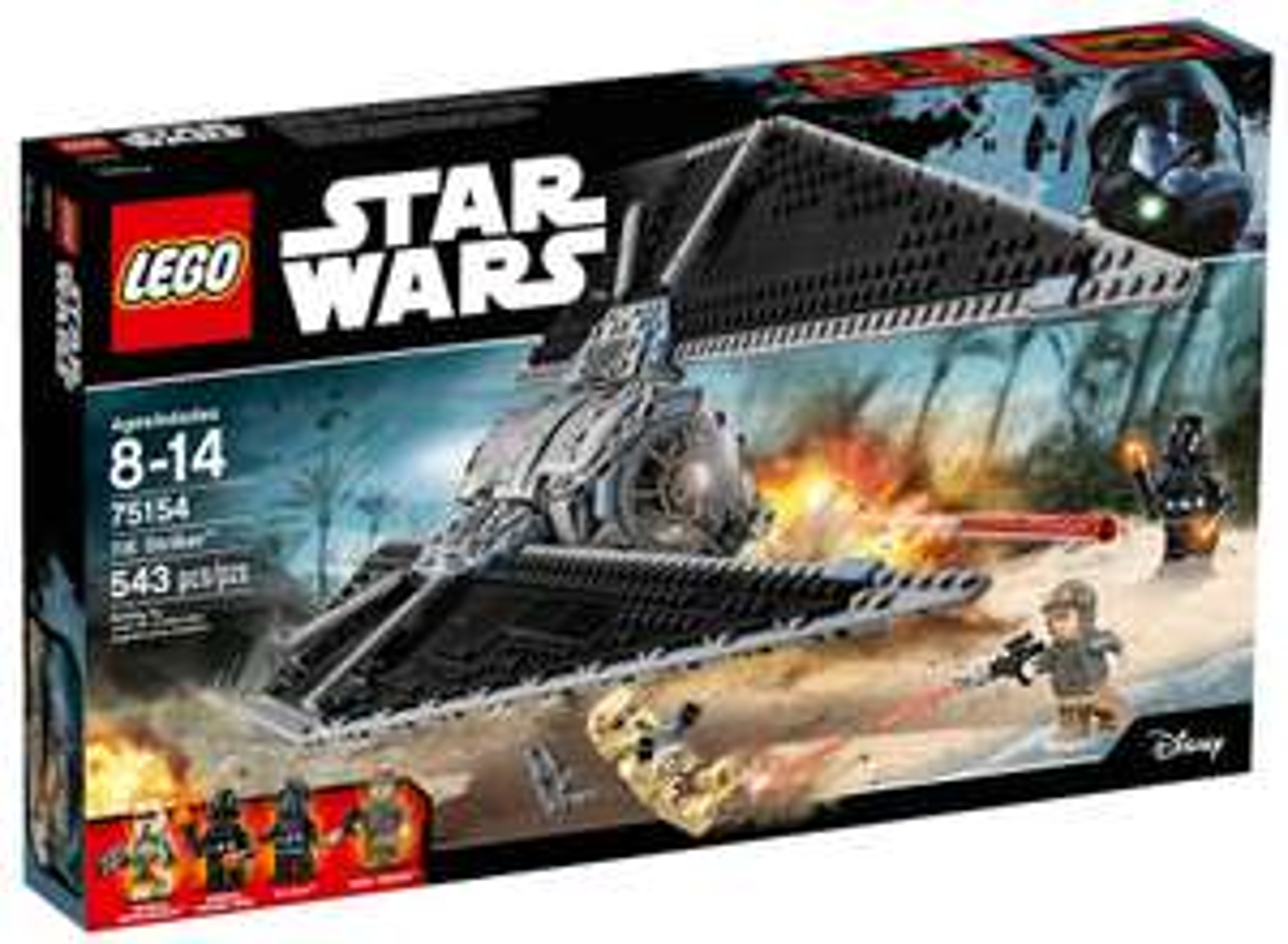 LEGO Star Wars 75154 TIE Striker £42 @ Debenhams