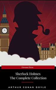 New Publication - The Complete Sherlock Holmes: Volumes 1- 4 (The Heirloom Collection) Kindle Edition  - Free Download  @  Amazon