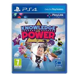 Knowledge is Power (PS4) £5 Delivered (Pre Owned) @ Gamescentre (£7 New)