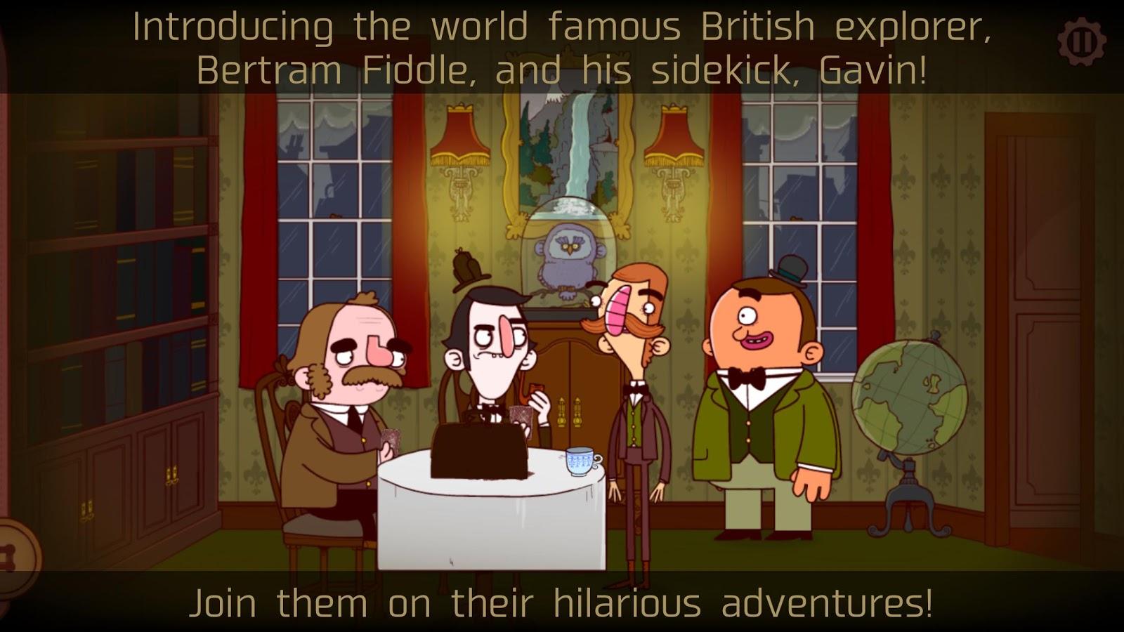 Bertram Fiddle: Episode 1 FREE (£0.89) on Google Playstore