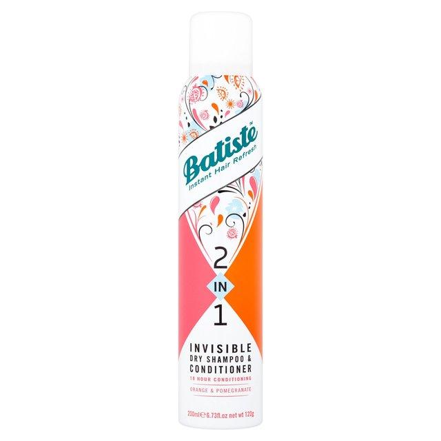 Batiste 2n1 shampoo £1 at Morrison's online 200ml orange and pomegranate