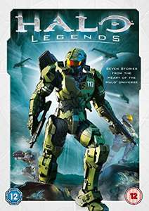 Halo Legends (HD) £1.99 @ Google Play Store / Amazon Video