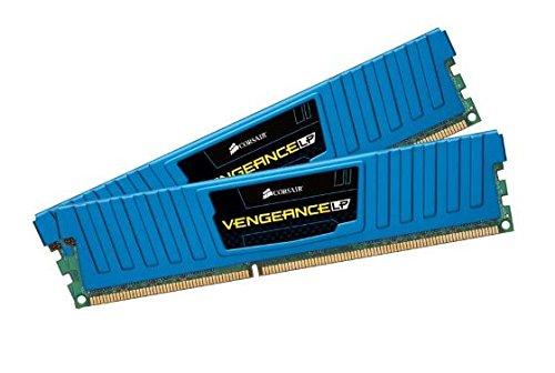 Corsair CML8GX3M2A2133C11B Vengeance Low Profile 8GB (2x4GB) DDR3 2133 Mhz CL11 XMP Performance Desktop Memory Kit Blue - was £58.39 now £23.87 @ Amazon