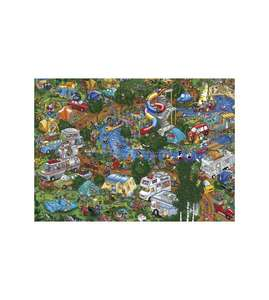 1,000-piece Jigsaw (several designs) - £1.99 @ Studio (Free Del with Code 040)