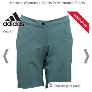Adidas women's Terrex solo shorts. Only a few sizes left. £3.99 @ M&M Direct (plus £3.99 shipping)