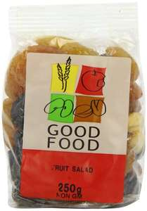 Mintons Good Food Pre-Packed Fruit Salad 250 g (Pack of 10) @ amazon for £2.59 (add on item)