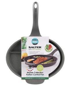 Salter Portion Control Frying Pan - £7.50 Tesco - Instore
