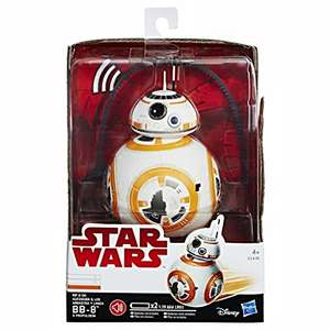 STAR WARS The Last Jedi Rip N Go BB-8 Figure  £5.89 (Prime) @ Amazon