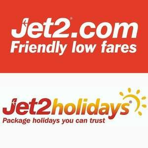 Jet2 holidays Discount Code for holidays booked in April and May