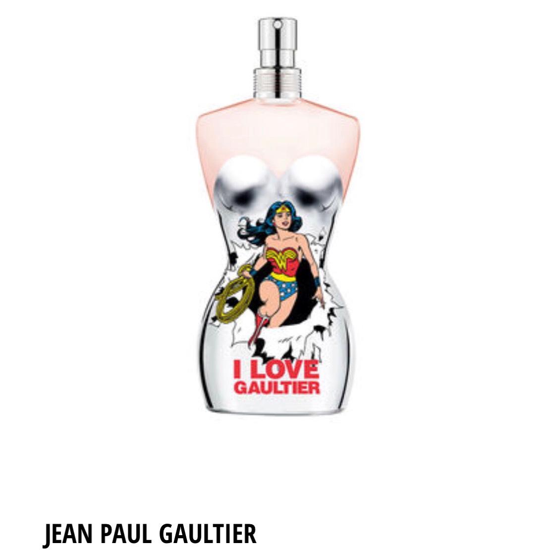 Jean Paul Gaultier Classique Eau Fraiche Wonder Woman 100ml £49.95 Fragrance Direct