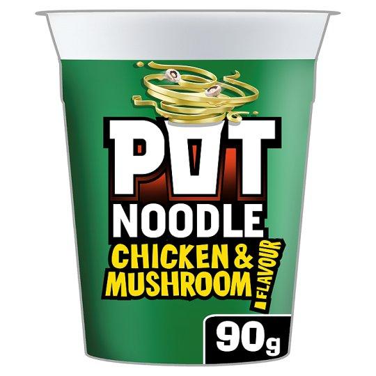 Pot Noodle / All flavours 50p TESCO