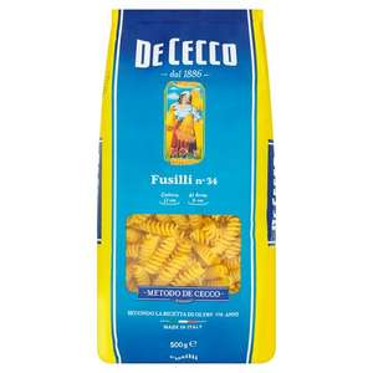 De Cecco Pasta 500g 77p / TESCO