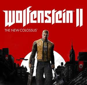 Wolfenstein II: The New Colossus PC for £15.99 @ CDKeys