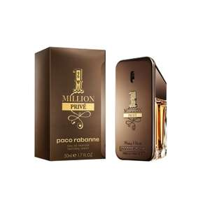 Paco, 1 MILLION Prive (for men)  50ml EDP now £20 @ Life&Looks Free delivery when you spend £40, otherwise £3 delivery