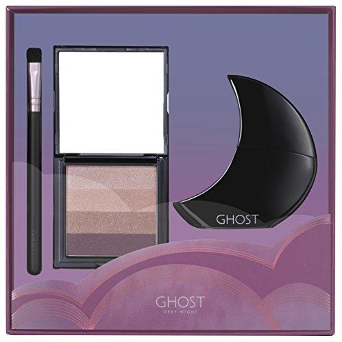 Ghost Deep Night 30ml Eau de Toilette Spray, Eye Shadow Pallet and Makeup Brush Gift Set £13.50 Prime / £17.49 Non Prime @ Amazon