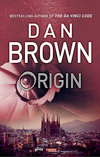 Dan Browns Origin (Robert Langdon Series) Hardback Book £5.99 Prime / £7.98 Non Prime @ Amazon
