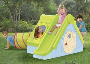 Keter Funtivity Playhouse Activity Centre (was £130) Now £78 @ Tesco Direct
