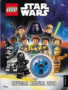 Offical Lego Star Wars 2018 Annual only £1 (Prime) / £2.99 (non Prime) at Amazon