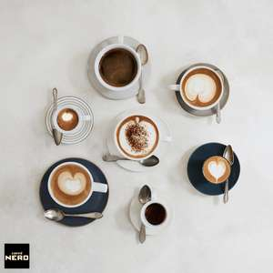 Back to Mid-day (from 12pm): Enjoy a free hot drink at Caffe Nero with O2 Priority!