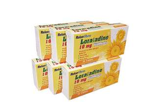 6 month supply loratadine for allergy sufferers £4.79 - Pharmacyfirst