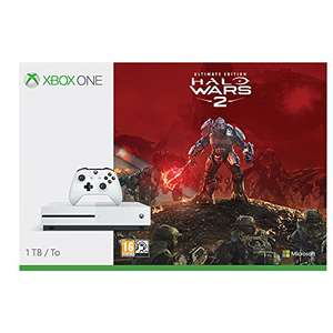 Xbox One S 1TB  + Halo Wars 2 £205.90 from Amazon Spain
