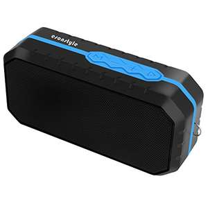 Esonstyle Wireless Outdoor Bluetooth Speaker IPX6 Waterproof £4.99 (Prime) / £8.98 (non Prime) Sold by Esonstyle Direct and Fulfilled by Amazon.