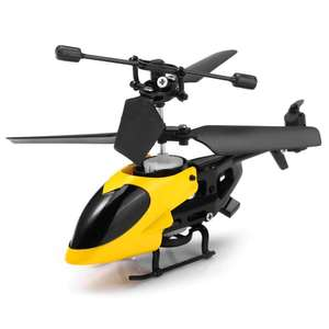 QS QS5013 2.5CH Mini Micro Remote Control RC Helicopter - Just £4.71 delivered from Dresslily!