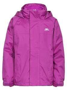 Trespass  3 in 1 fleece jacket age 9-10 years was £29.99 now £12.99 PINK only @ Argos free c+c