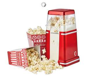 Classic popcorn maker  25% off with code £14.99 @ Andrew james