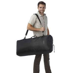 Craghoppers - Black 2 in 1 holdall & raincover £12.50 delivered @ Debenhams