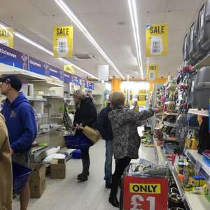 50% off everything in Poundworld Springhill, Bangor