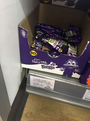 Cadbury Freddo - HALF PRICE 15p @ co-op Shelford