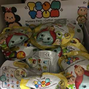 Tsum mystery pack 30p @ Asda - Ashton under lyne