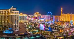 Flights to Las Vegas from Dublin for £218 over half term, with BA! @ Kayak