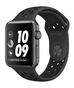 APPLE Watch Series 3 - 42 mm (£319), 38mm (£289) @ Dixons travel stores